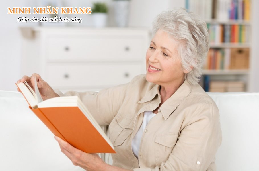 Dùng viên bổ mắt kịp thời là bí quyết chữa thoái hóa điểm vàng hiệu quả nhất